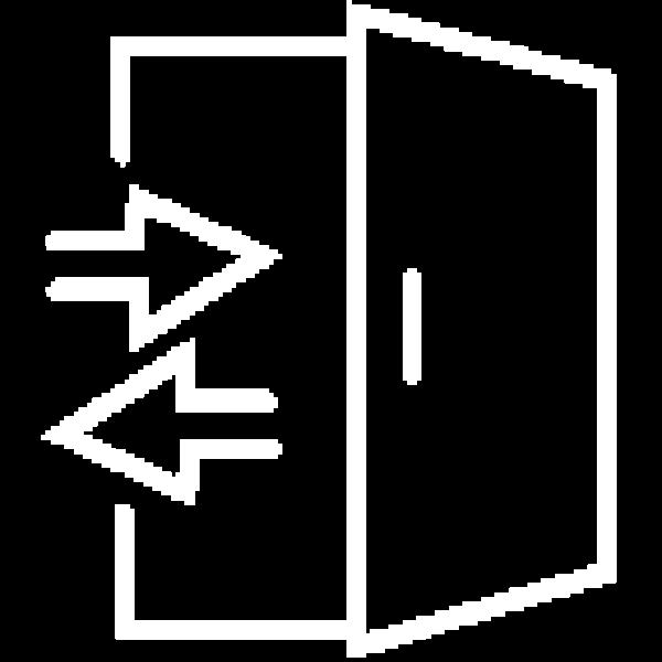 Ingress/ Egress Points icon