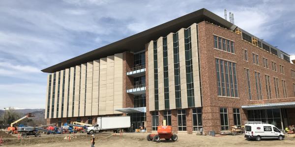 New Aerospace building