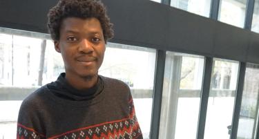Babatunde Adegoke, ICTD student