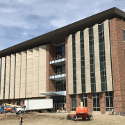 New Aerospace building