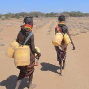Turkana Water jugs