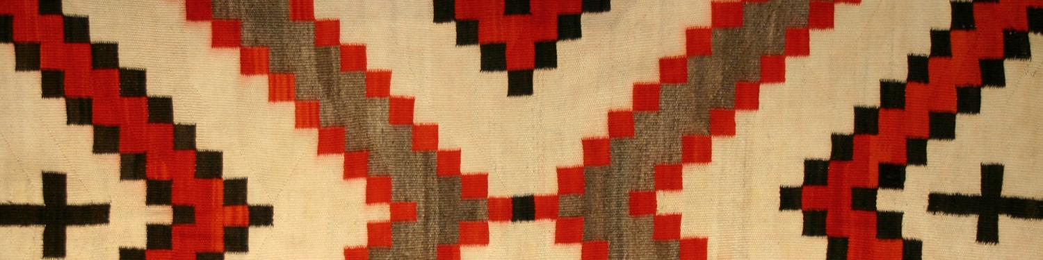 32nd Annual Navajo Weaving Auction Museum of Natural History