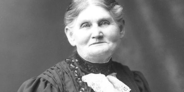 Mary Newland portrait