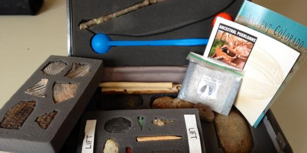 Pueblo outreach kits