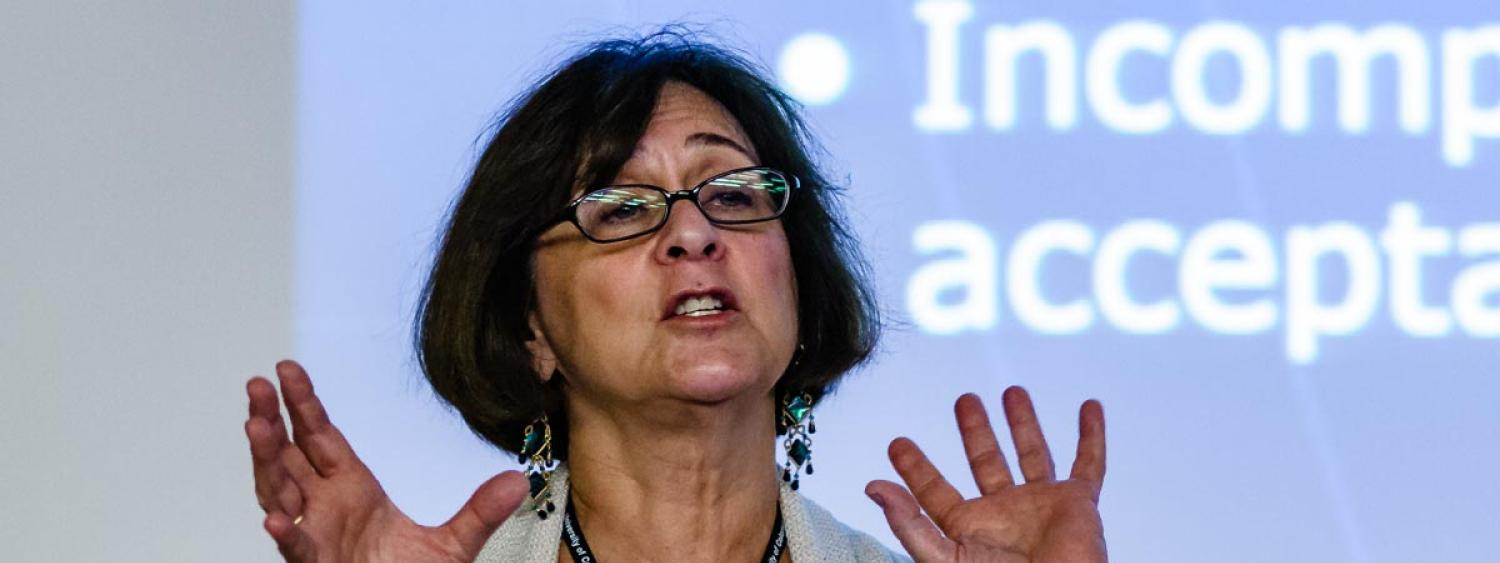Bonnie Steinbock (SUNY Albany) keynote address at RoME I