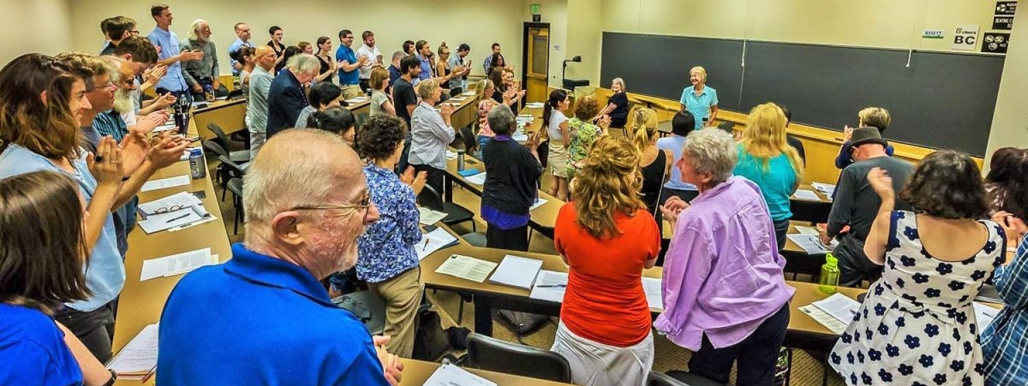 The 2014 Morris Colloquium – 'In the Unjust Meantime: A Conference in Honor of Alison M. Jaggar'