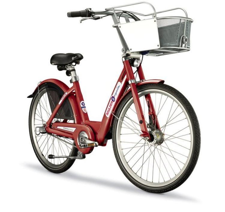 b-cycle bike