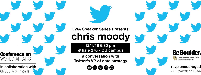 Chris Moody Poster