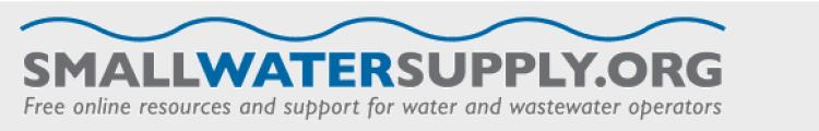 Small Water Supply Logo