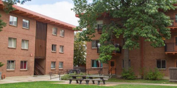 Graduate & Family Housing