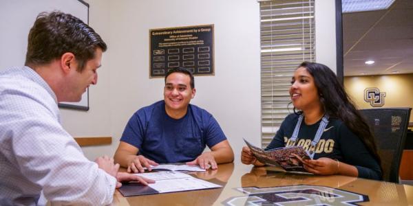 Transfer student advising