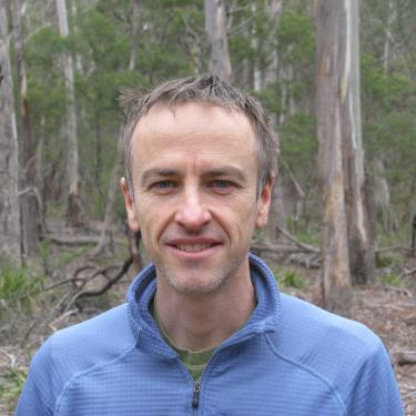 Head shot of Brett Melbourne