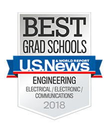 US News Best Grad Schools Electrical/Electronic/Communications Engineering 2018