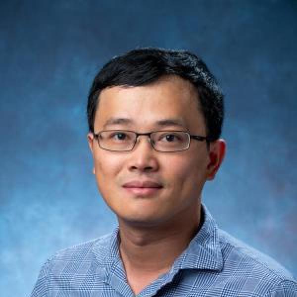 Shu-Wei Huang headshot