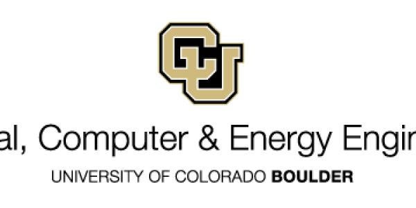 The Department of Electrical, Computer and Energy Engineering logo