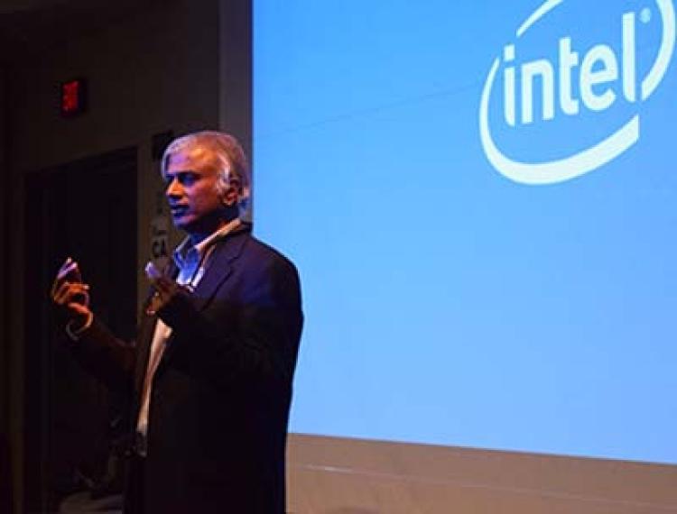 Ram Narayanswamy speaks at ATLAS