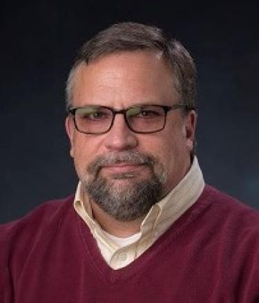 Headshot of Bruce Montgomery