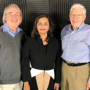 The BREK team: Bob Erickson, Kala Majeti and Roger Bell