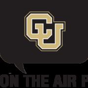 CU on the Air podcast logo
