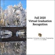 Flipbook cover for Fall 2020 graduates