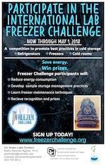 Lab Freezer Challenge 2018