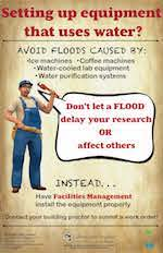 Flood Prevention Poster By Jan Hu