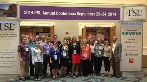 I2SL Group at Annual Conference