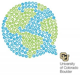CU One Million Acts of Green logo