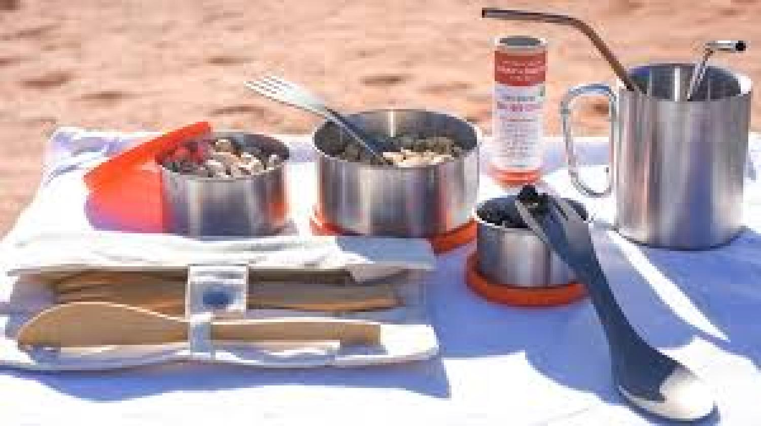 Reusable utensils and food storage items