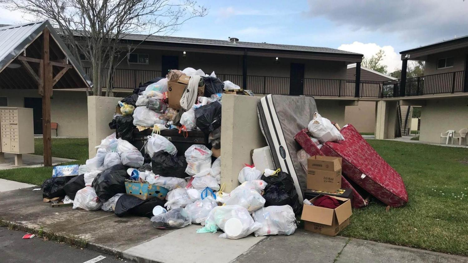 Move Out waste that could be donated