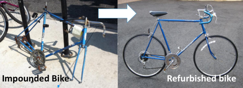 Refurbished Bike