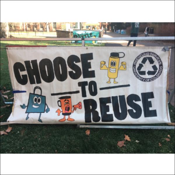 Choose to Reuse Banner