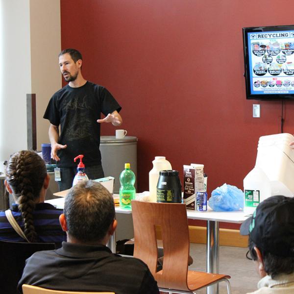 zero waste staff training