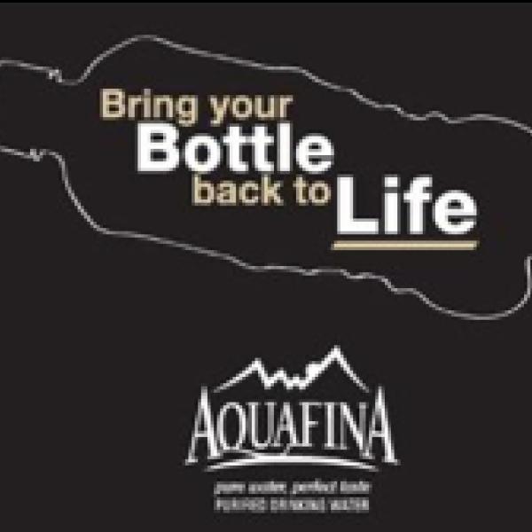 Pepsi Bring Your Bottle Back to Life logo