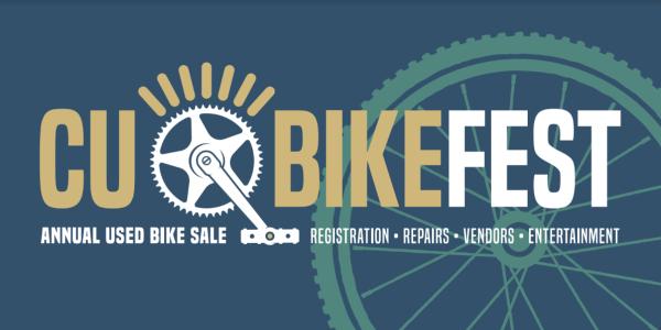 CU BikeFest logo