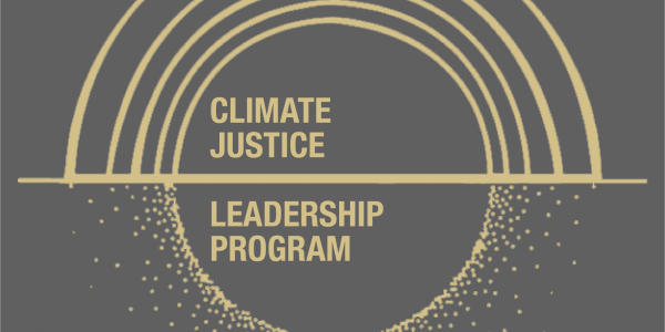Climate Justice Leadership Program logo