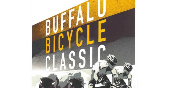 buffalo bike classic poster