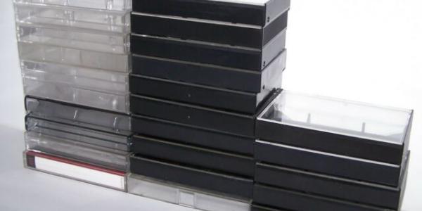 Casette Tape Cases