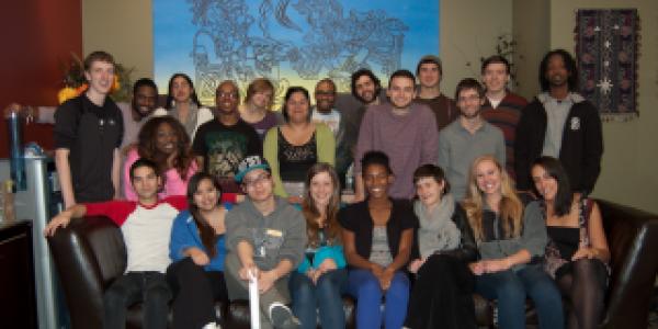Innovation Lab 2014 participants