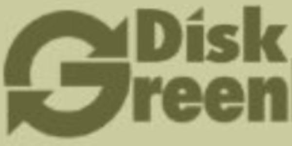 Green Disk Logo