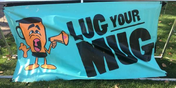 Lug Your Mug Banner