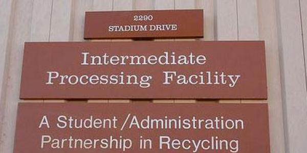 Intermediary Processing Facility (IPF)
