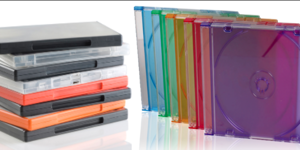 Jewel and DVD Cases