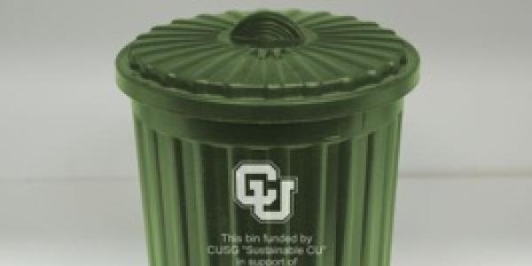 mini compost bin