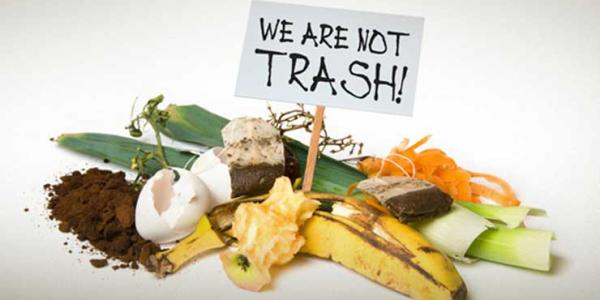 We are not trash! - organic products