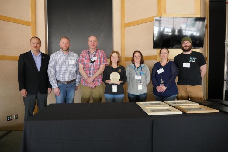 2019 Sustainability Award winners