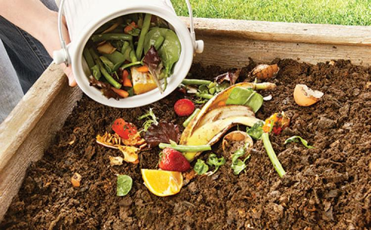 How Does Composting Work?? | Environmental Center