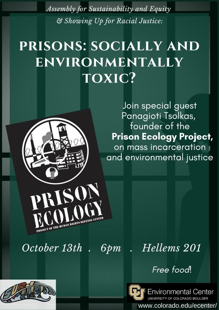 Prison Ecology Updated