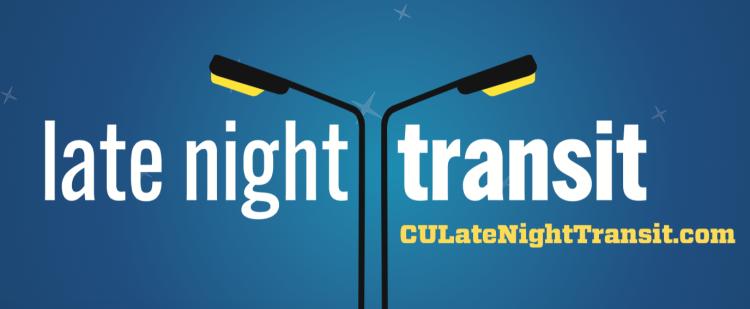 Late Night Transit Logo