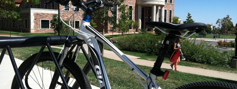 CU Boulder Bike Program